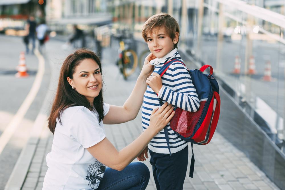 Conseils de maman pour habiller un enfant pour l'école